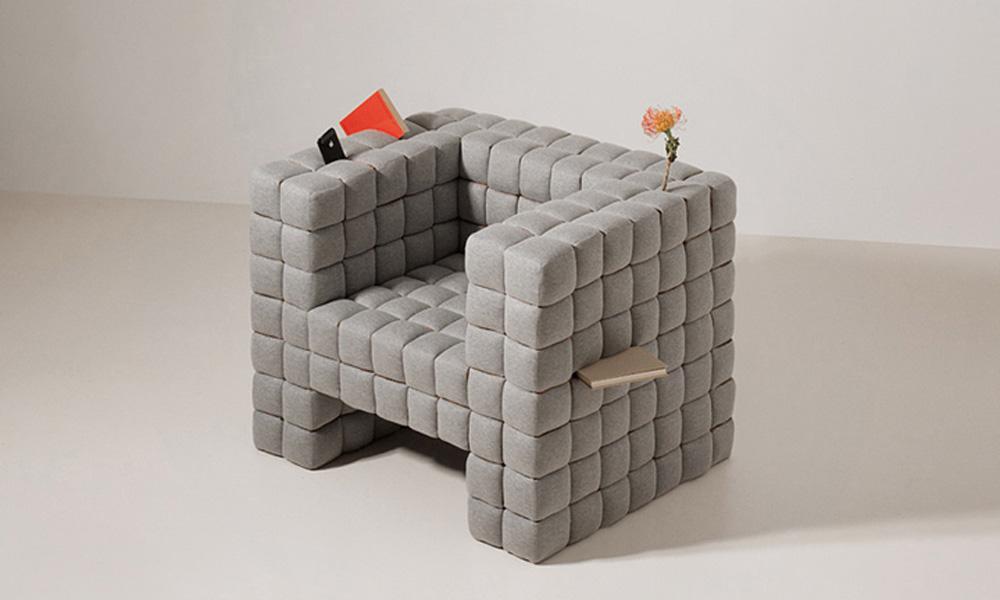 Fotelja u kojoj možete da izgubite stvari