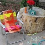 Idealno preuređenje starih stolica za dvorište