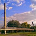 Most bez reke