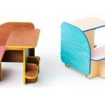 Multifunkcionalni sto za decu i odrasle