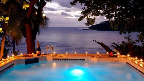 Namale Resort & Spa na Fidžiju