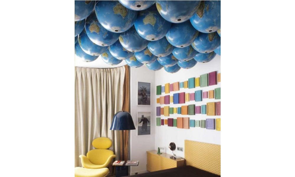 Neodoljiv i raznobojan stan u Parizu   BravaCasa Magazin