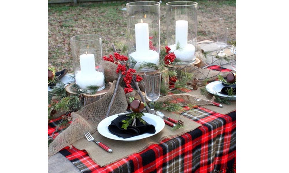 Novogodišnja i božićna dekoracija