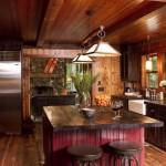 Rustični podovi za ekstravagantan izgled