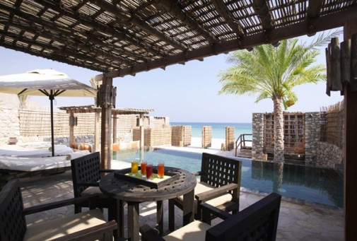 Six Senses Hideaway u Omanu