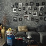 Umetnost dekorisanja dnevne sobe slikama