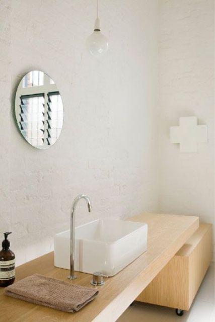 Skandinavski dizajn u kupatilu