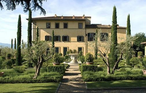Jesen na idiličnom toskanskom imanju poznatog muzičara