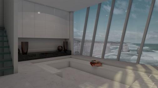 Dom na litici 3