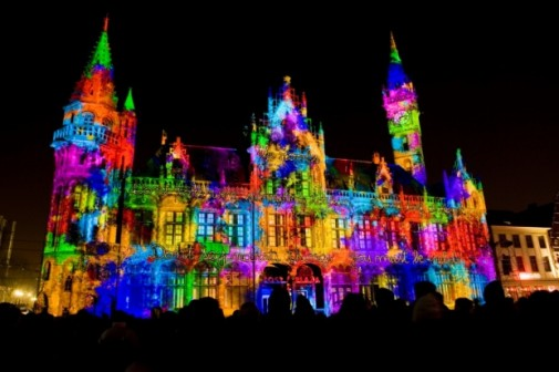Festival svetlosti u Moskvi 3