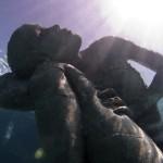 Podvodna statua