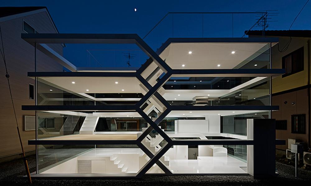 Transparentni dom