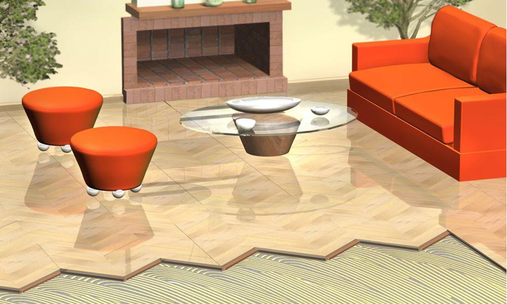 Sika - drveni podovi