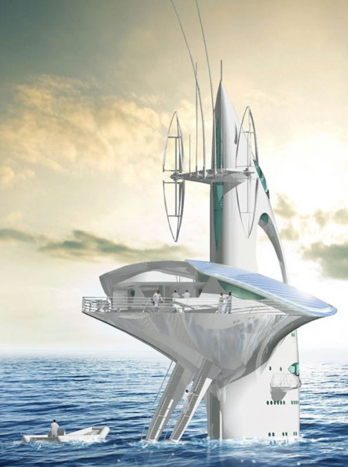 Neverovatan morski neboder