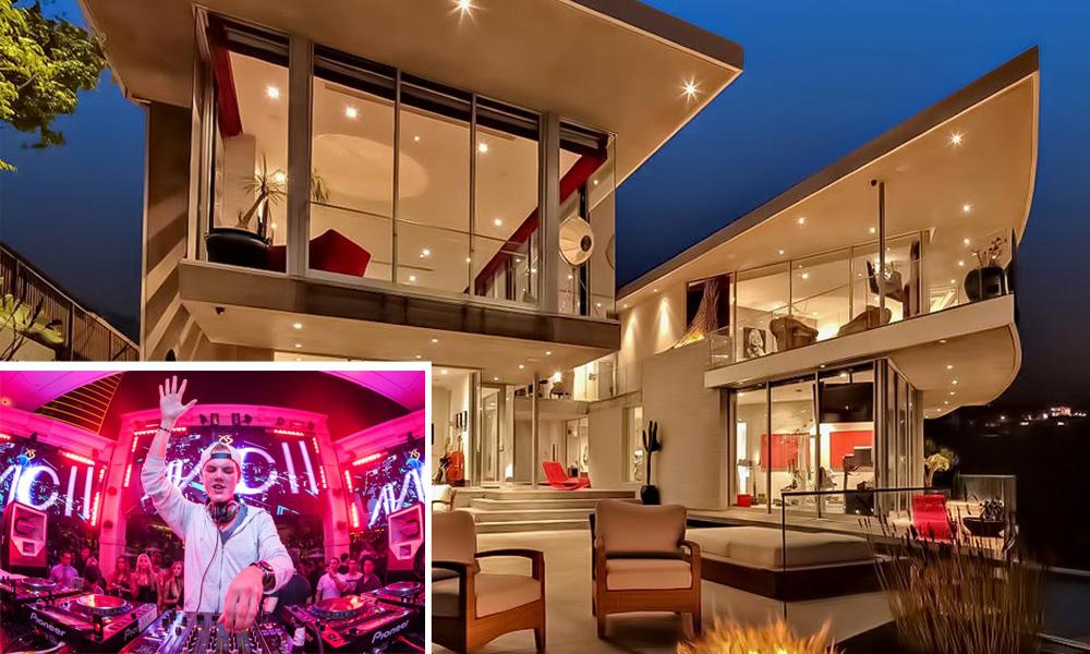 U holivudskom domu DJ Avicii-a od $16 miliona