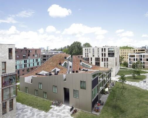 Neobičan stambeni blok u Amsterdamu | BravaCasa Magazin