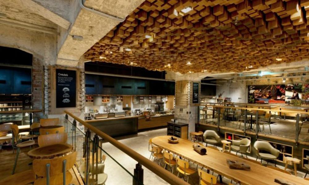 Starbucks u Amsterdamu