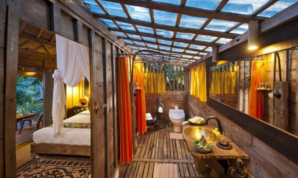 Zadivljujuć hotel na Baliju