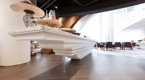 Dizajn enterijera pekare i prodavnice vina
