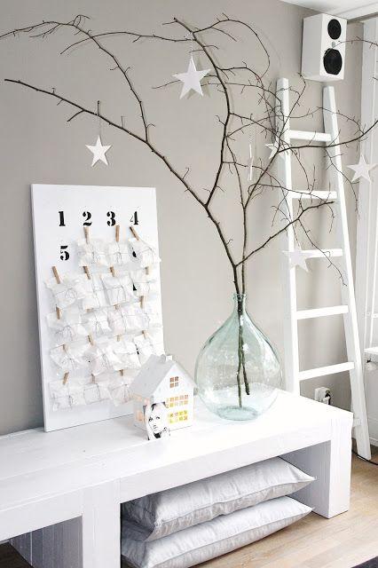 Minimalistička praznična dekoracija za svaki prostor