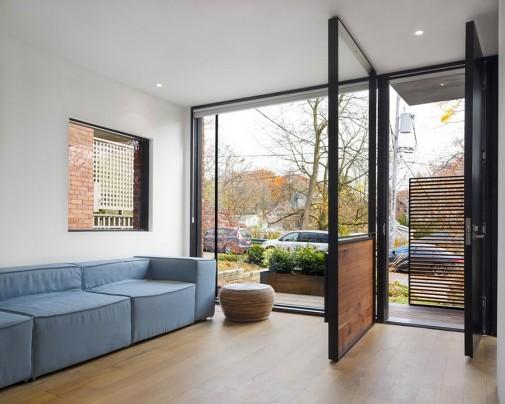 Kako je vintidž dom transformisan u modernu kuću