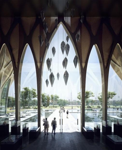 Novi objekat Zahe Hadid