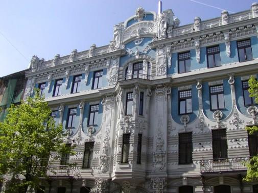 Riga-Art-Nouveau