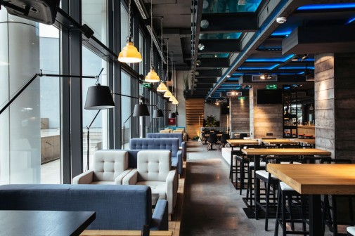 1 Terminal gastro bar Ljubica Bigovic A4 Studio 2