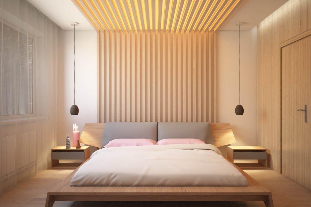bedroom-accent-wall-accent-ceiling