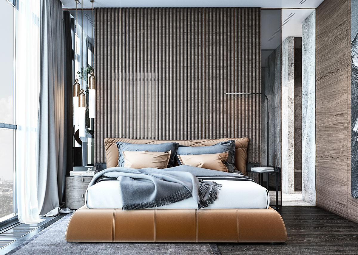 bedroom-accent-wall-vertical-slats-color