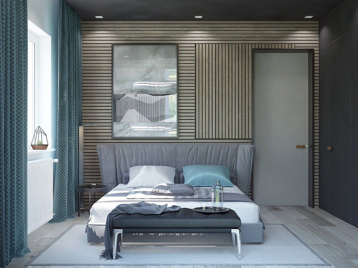 bedroom-accent-wood-walls