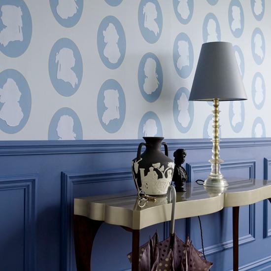 hallway-wallpaper-wallpaper-above-teh-dado