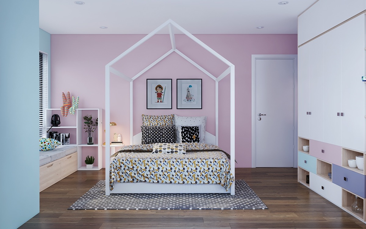 house-shaped-kids-bed