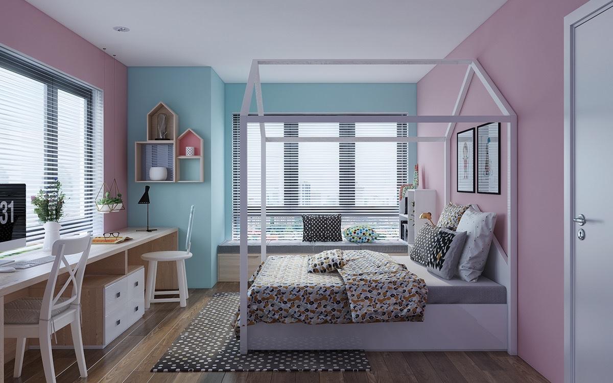 house-themed-kids-bedroom
