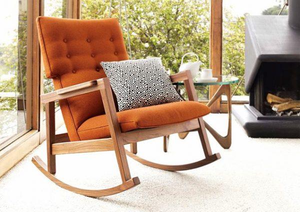 orange-padded-rocking-comfortable-reading-chair-600x425
