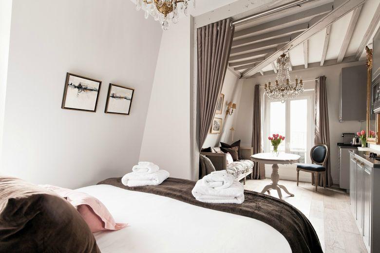 Romantični stan u Parizu   BravaCasa Magazin
