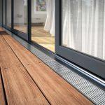 ACO ProfiLine sistem linijskog odvodnjavanja profesionalno je, pouzdano i vizuelno dopadljivo rešenje za vertikalne površine, terase i balkone.